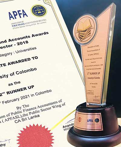 2nd Runner Up – The Public Sector Best Annual Reports & Accounts Awards