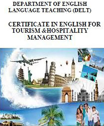 Certificate in English for Tourism & Hospitality Management (CETHM)