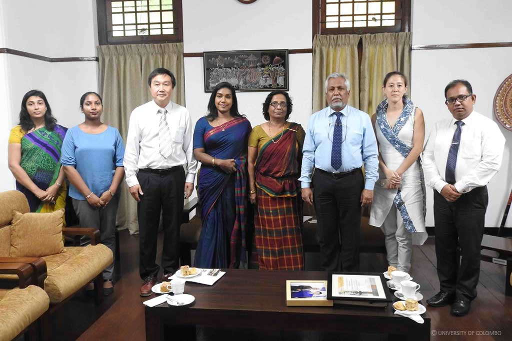 Changchun University of Chinese Medicine to Collaborate with University of Colombo