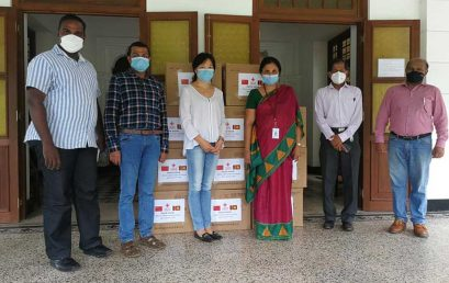 Chinese Embassy in Sri Lanka donates 11000 medical masks