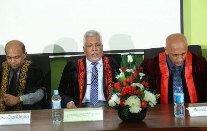 Award Ceremony : Diploma in Sinhala