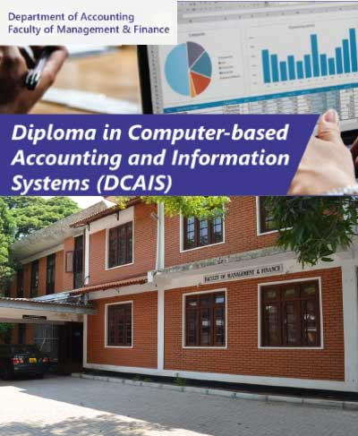 Diploma in Computer-based Accounting and Information Systems (DCAIS)