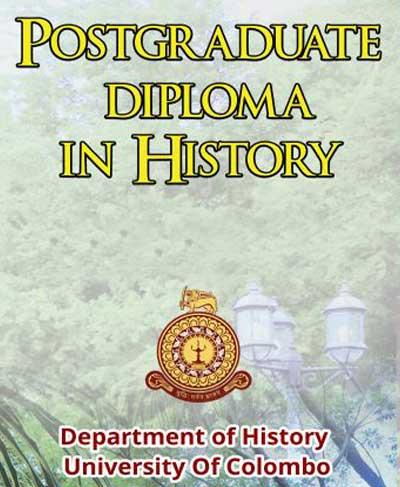 Postgraduate Diploma in History 2020/ 2021