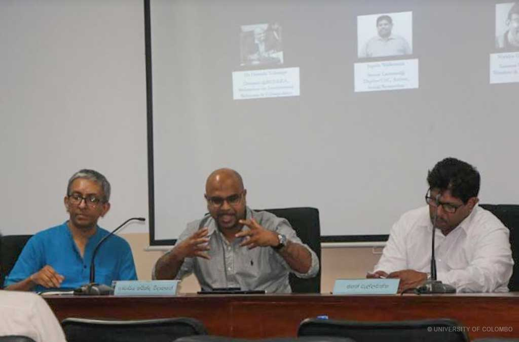 Panel Discussion on 'How to be a Responsible Digital Citizen?'