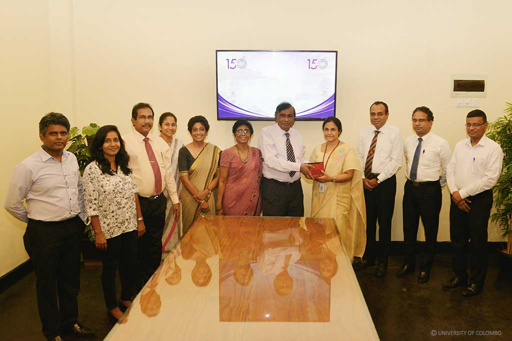 Donation from the International Atomic Energy Agency via the Sri Lanka Atomic Energy Board