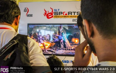 SLT e-Sports Reid Cyber Wars 2.0