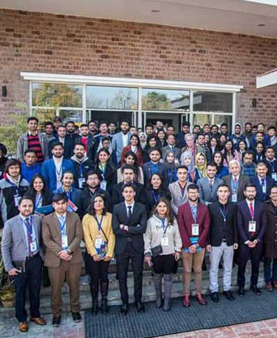 Students from Department of Economics thrive at SAESM