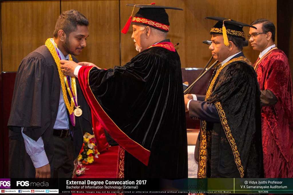 External Degree Convocation 2017