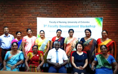 Faculty Development Work-shop in Faculty of Nursing