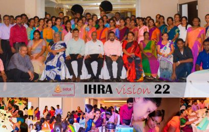 IHRA Vision 22: Envisaging future together, reaching it together