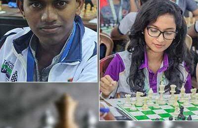 FIDE Online Chess Olympiad 2021 & Asian University Chess Championship 2021