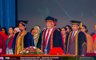 General Convocation 2017