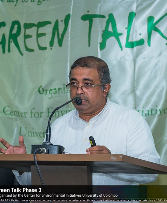 """Green Talk"", Sustainable Construction Practices"