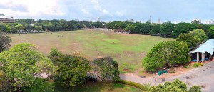 The University of Colombo Playground