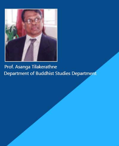 Guest Lecture on 'Buddhist and Western Philosophical Categories: How compatible are they?'