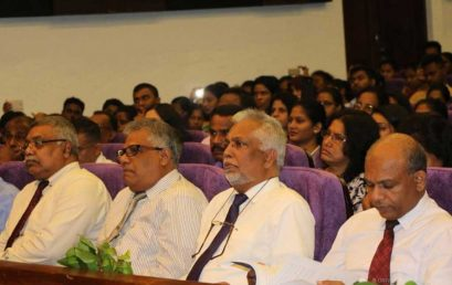 Inauguration of the Orientation Programme – Faculty of Arts