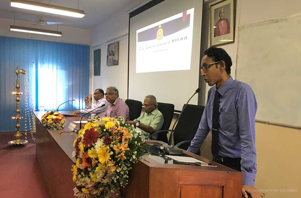 Inauguration Ceremony of the Diploma in Sinhala