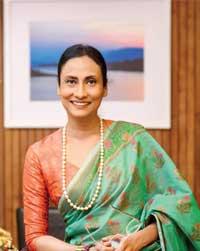 Ms. Kimarli Fernando Chairperson, Sri Lanka Tourism Promotion Bureau