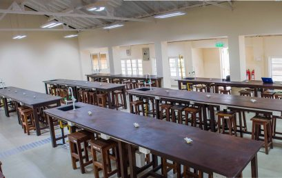 Opening of the Newly Renovated Laboratory of the Department of Zoology and Environmental Science that holds its Prestige as the Oldest Laboratory in the University System of Sri Lanka