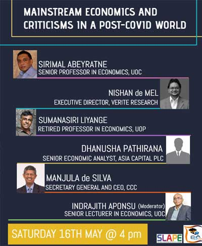 Mainstream Economics and Criticisms in a Post-Covid World