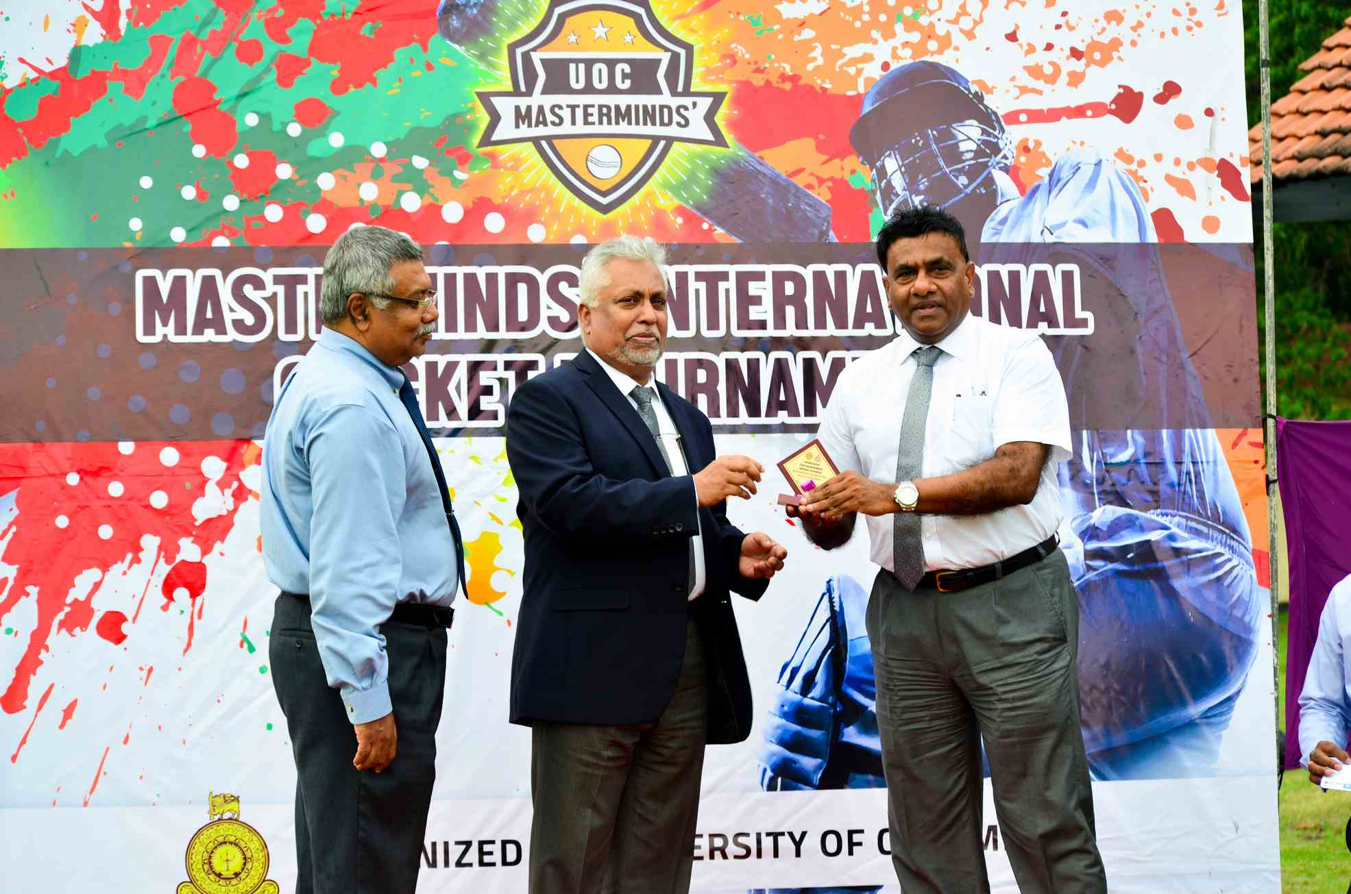 Masterminds' International Cricket Tournament – 2017
