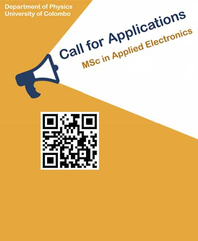 MSc in Applied Electronics 2020