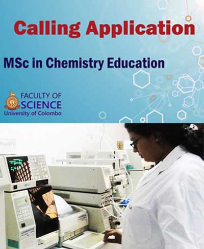 MSc in Chemistry Education