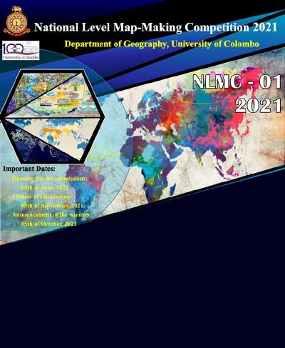 National Level Map-Making Competition 2021 – Department of Geography