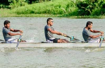 36th National Rowing Championship