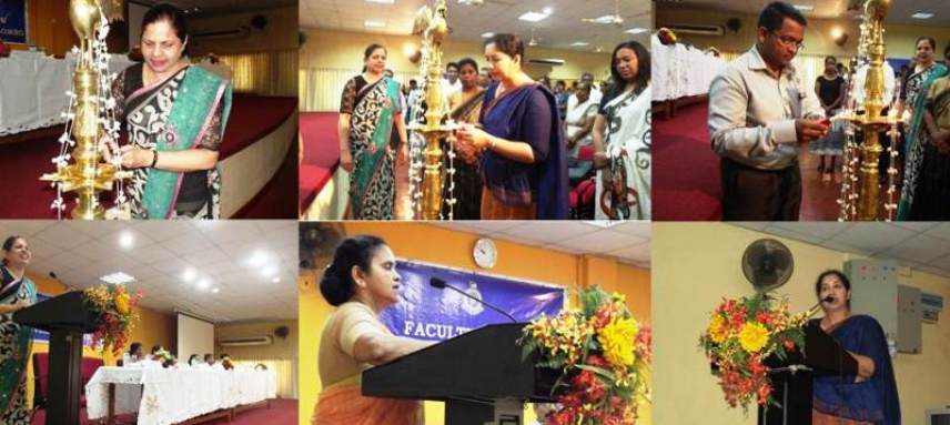 Orientation Programme for New Entrants, Faculty of Law – 2016