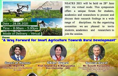 2nd National Symposium on Agro-Technology and Rural Sciences (NSATRS) 2021
