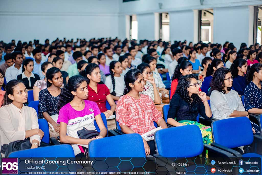 Orientation Programme 2020 Faculty of Science