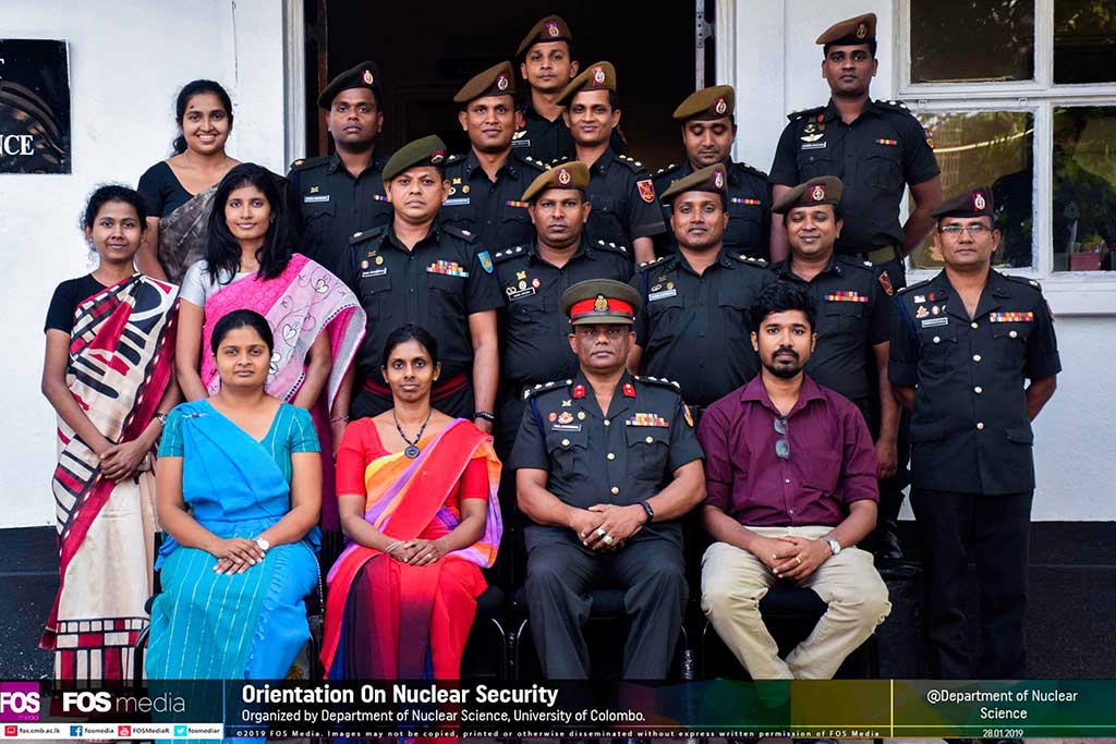 Orientation on Nuclear Security workshop