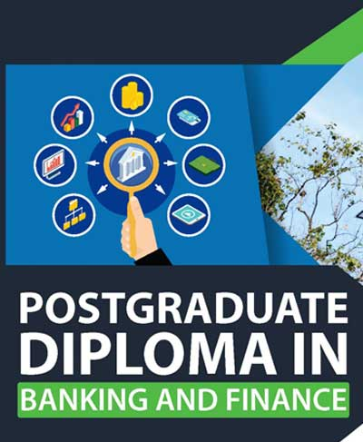 Postgraduate Diploma in Banking and Finance (PGDBF)