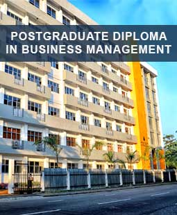 Postgraduate Diploma in Business Management 2020/21 – Online Mode