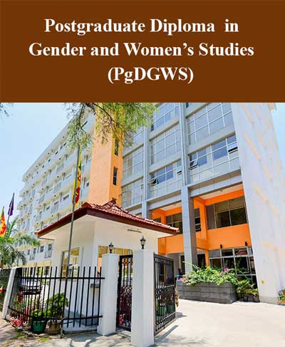 Postgraduate Diploma in Gender and Women's Studies (PgDGWS) 2020/21