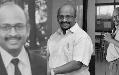 Obituary Notice, Senior Professor Gihan Wickramanayake
