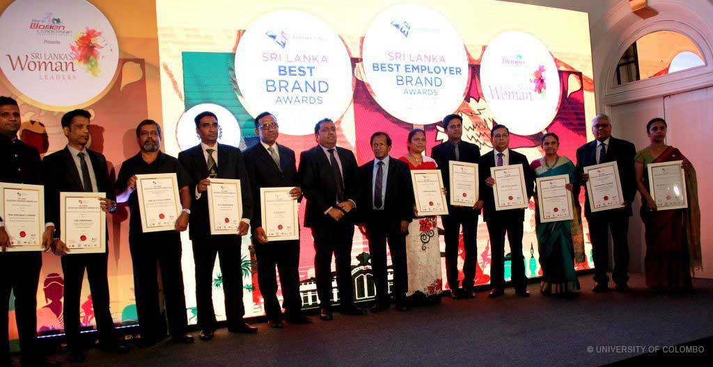 Professor Segarajasingham Receives 'The Best Professor in Commercial Law Studies' Award