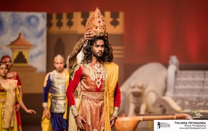 "The First public show ""Ravana: The Legend Untold"""