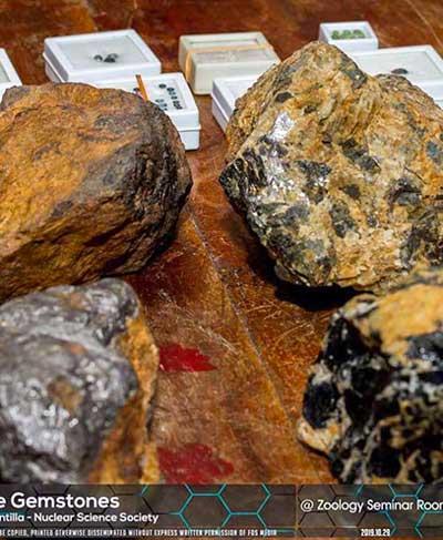 Radioactive Mineralogy Seminar