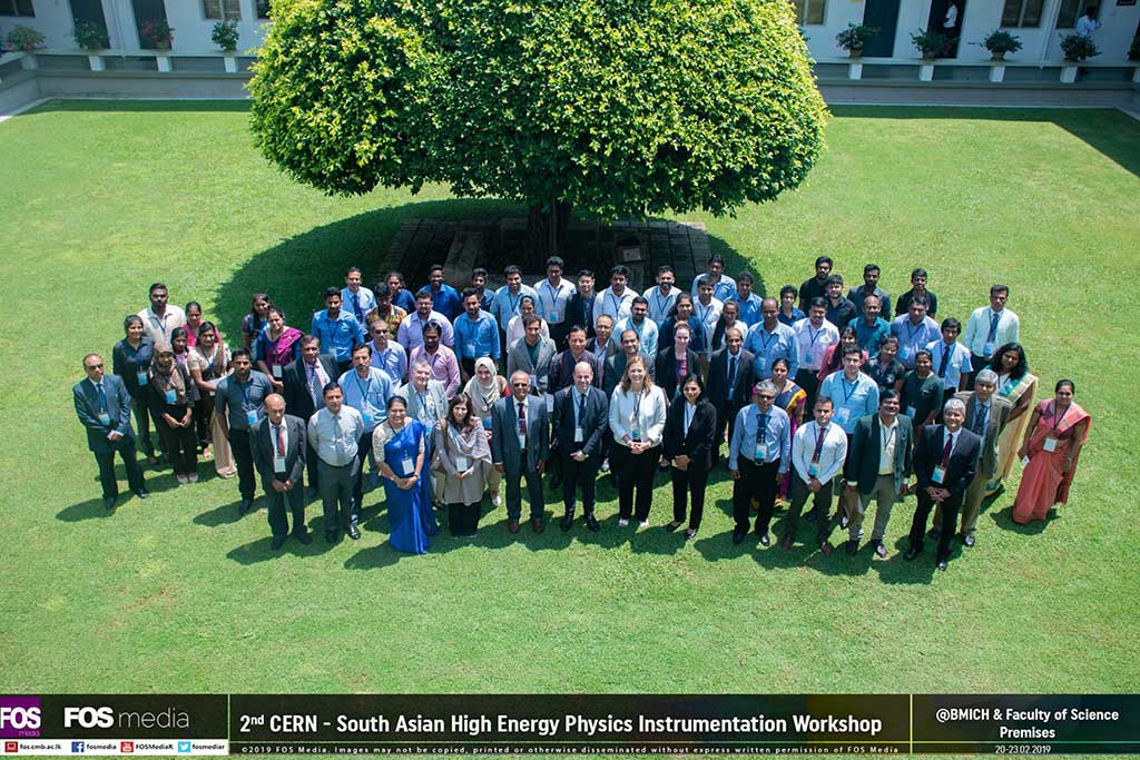 Second CERN-South Asian High Energy Physics Instrumentation Workshop on Detector Technology and Applications (SAHEPI-2)
