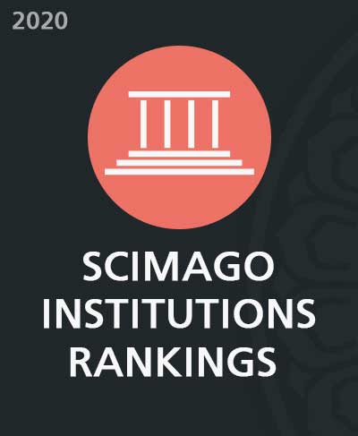 No. 1 among Sri Lankan Universities in the SCImago Institutions Rankings (SIR) 2020