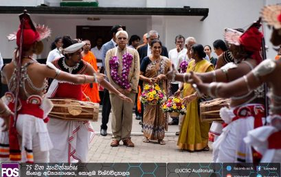 Inauguration Ceremony of the Annual Sinhala Studies Symposium 2019
