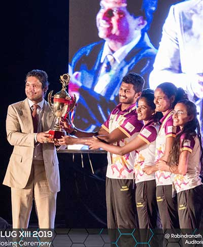 Closing Ceremony of the Sri Lanka University Games XIII 2019