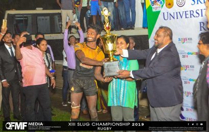 SLUG XIII 2019 | Rugby