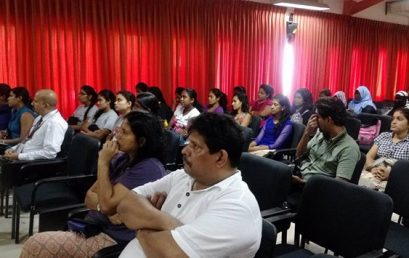Seminar on 'The Right To Information Act'