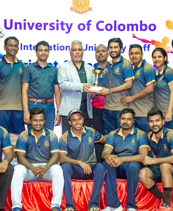 International University Staff Cricket & Badminton Tournament