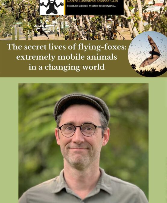The secret lives of flying-foxes: Extremely mobile animals in a changing world