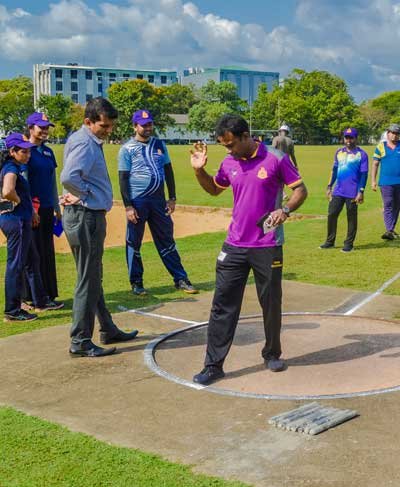Track & Field and Grounds Marking Workshop