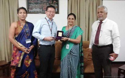 UNFPA Regional Advisor visits University of Colombo